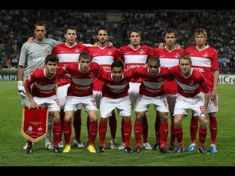 FIFA 13 Схема игры за Спартак