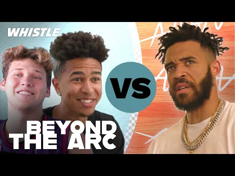 2HYPE vs. JaVale McGee | How Jesser, Kris London & Crew Became YouTube STARS