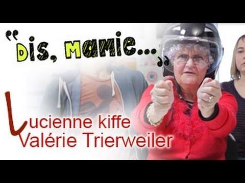 DIS MAMIE # 4 - Lucienne kiffe Valérie Trierweiler