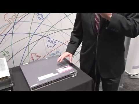 Huawei's 5700 Series Network Switch for Enterprise