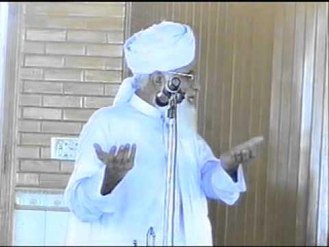 ilam din,MULANA SAEED QAMER SAYALLVI 2012 at JAMIA MUHADDITH E AZAM