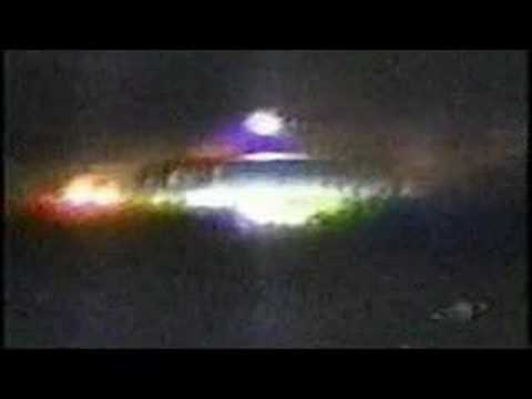 Real UFO Landing Canada