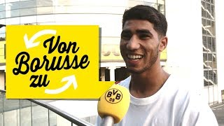 """The best haircut? Axel Witsel!"" 