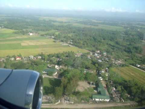 AIR PHILIPPINES LANDING IN NAGA AIRPORT