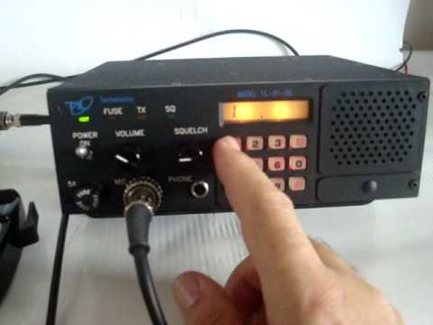 Technisonic TiL 91 DE VHF Airband transceiver
