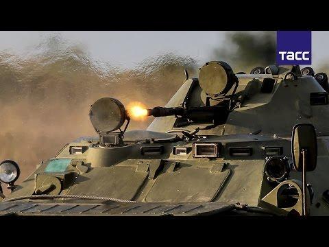 """""""Армия-2016"""": демонстрация возможностей российского вооружения"""