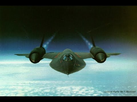 Documentary about Lockheed SR-71 Blackbird - RARE!!