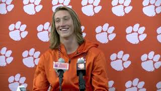 TigerNet: Trevor Lawrence looking forward to playing close to home