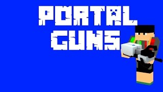 Portal Guns with one command! (Remembers the portal it leads to instead of closest one) [1.10]