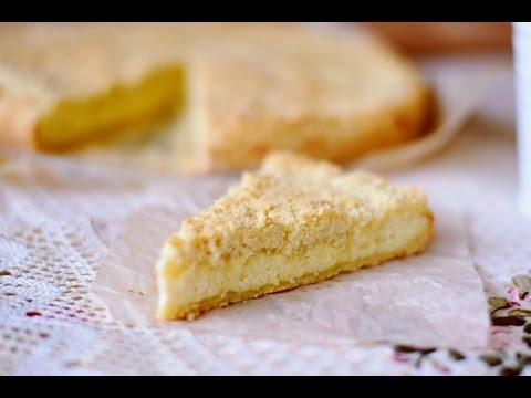 Королевская ватрушка (пирог с творогом) / Royal cheesecake
