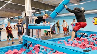 ULTIMATIVE TRAMPOLIN-CHALLENGE | Scufton dreht durch...