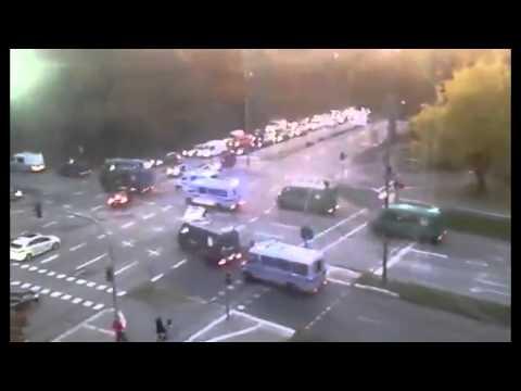 Police operation in Hamburg