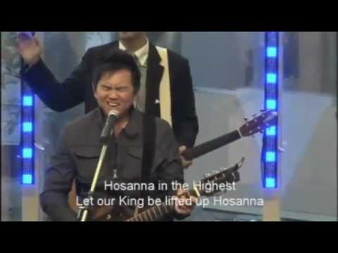 Sidney Mohede - Hosanna (be Lifted High) Japanese Language video