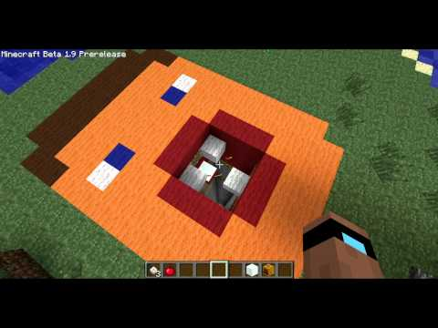 minecraft - Боб хавальник