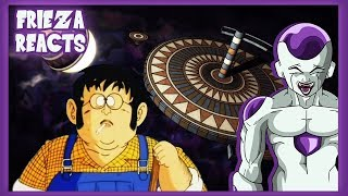 FRIEZA REACTS TO FARMER WITH A SHOTGUN IN THE TOURNAMENT OF POWER!