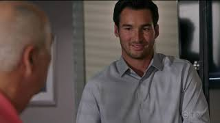 Jay Hayden / Travis & Grant (basket / bulge) - Station 19 (TV Series)
