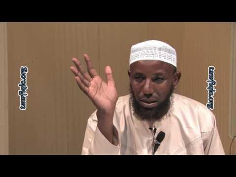 Arkaana Islaama (Sheikh Amiin