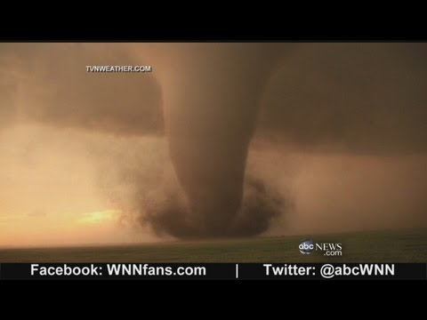 Tornadoes Rip Through Homes in Oklahoma