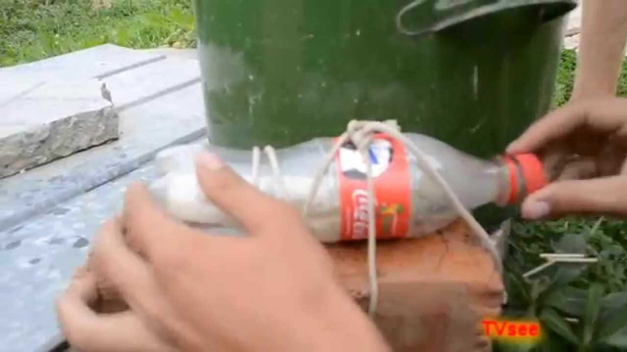 Как сделать салют из марганцовки