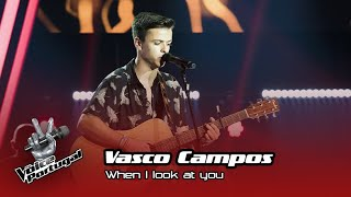 "Vasco Campos - ""When I Look at you"" 
