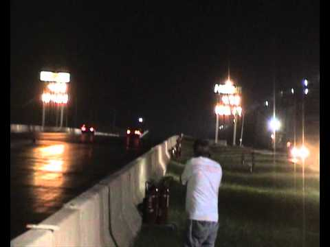 outlaw drag radial elims #3  &  FINALS YELLOWBULLET NATS 2012.wmv