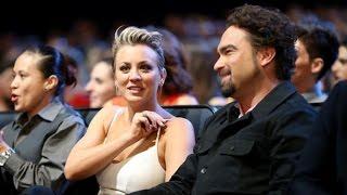 Kaley Cuoco-Sweeting Says Husband Ryan 'Loves' Ex-Boyfriend Johnny Galecki