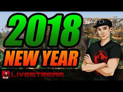 The Last Livestream of 2017! Minecraft Console & Bedrock Livestream!