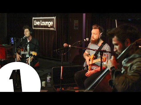 Twin Atlantic - Chandelier (Sia) in the Live Lounge