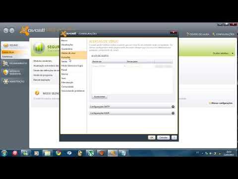 Como instalar, Configurar e Registrar o Avast Free Anti-virus gratuito