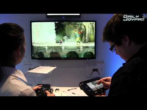 Nintendo Wii U - Hands-On Showcase