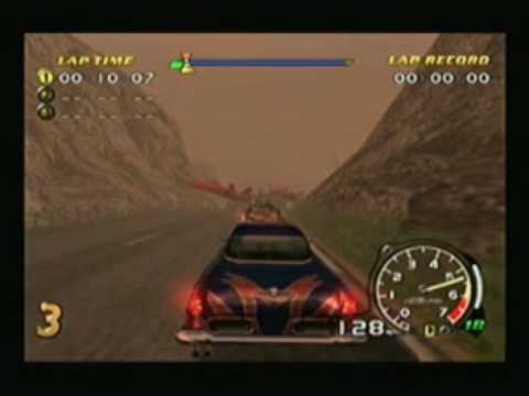 Dreamcast (PAL) - Speed Devils