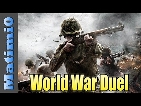 Realistic World War Duel - Verdun