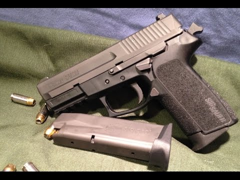 Sig Sauer SP 2022 - Premium Review  (HD)