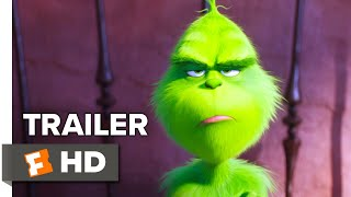 download lagu The Grinch Trailer #1 2018  Movies Trailers gratis