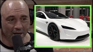 Joe Rogan on the 2020 Tesla Roadster