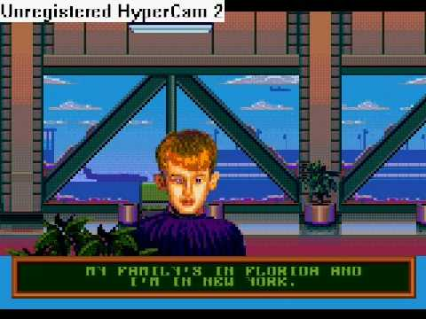 Home Alone 2: Lost in New York Intro Sega Genesis