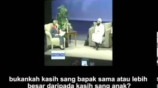 Did God Die Crucified? by Dr. Shabir Ally Vs Jay Smith (Subtitle Indonesia)