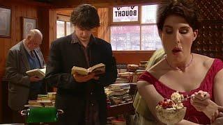 Grapes of Wrath | Black Books | Season 1 Episode 3 | Dead Parrot