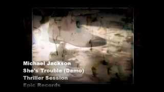 Watch Michael Jackson Trouble video