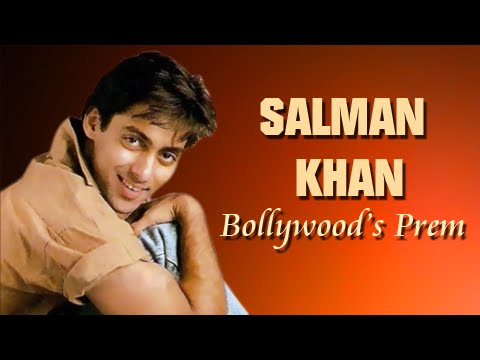 100 Years Of Bollywood - Salman Khan - Bollywood's Prem (part 1 - 1989 To 1999) video