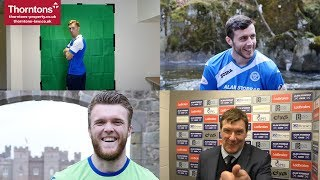St Johnstone Best Moments of 2017 Outtakes