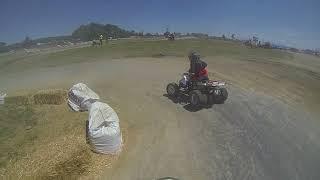 NEEDT Round 4 TT Open C Quad Heat 3 (Shawn) Owosso Motorsports Park Michigan 6-22-19