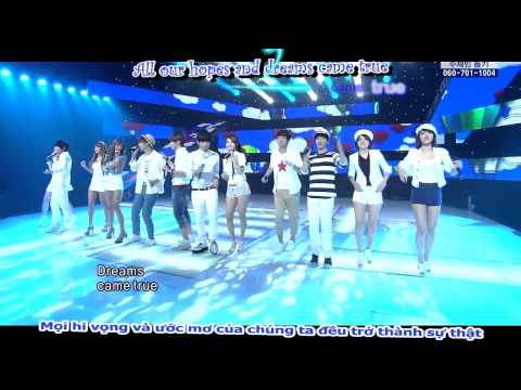 [Vietsub+Kara+Engsub] Fly so high - Cube ent