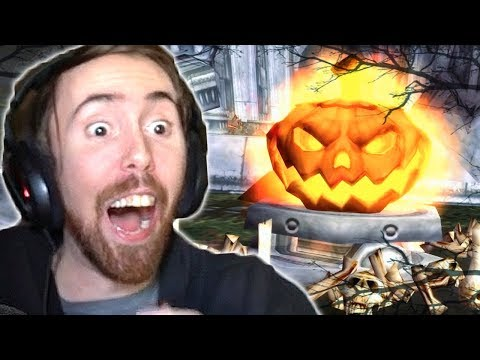 Asmongold Reacts to Hallow's End SPOOKtacular | World of Warcraft Classic