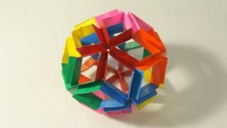 Origami Flexiball (jorge Pardo)