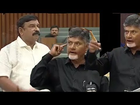 Vishnu Kumar Raju VS Chandrababu In AP Assembly