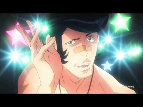 Dandy Bravo (space Dandy Feat  Johnny Bravo) video