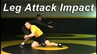 Wrestling Moves KOLAT.COM Leg Attack Impact