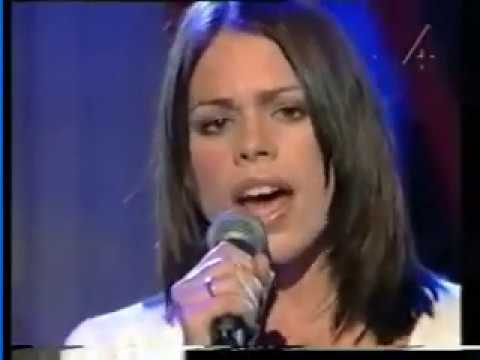 Billie Piper - Honey to the Bee (Live)