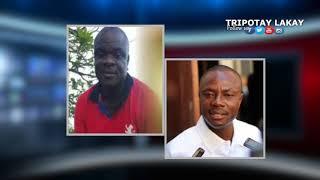 AUDIO: Haiti Politique - Guerrier Henry vs. Moise Jean Charles sou zafe 10000 goud la